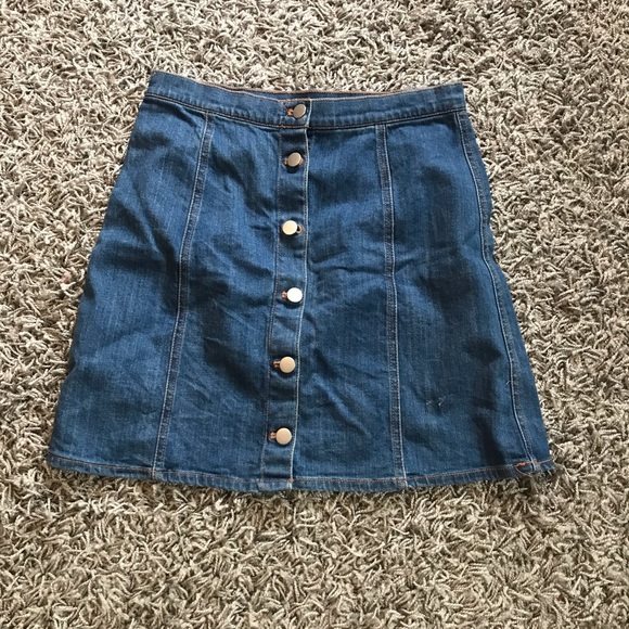 H&M Dresses & Skirts - H&M Jean Skirt